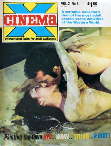 Cinema X Vol. 2 No. 6