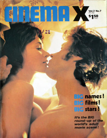 Cinema X Vol. 2 No. 7
