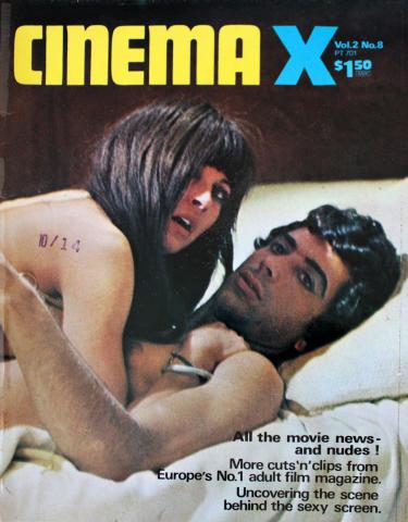 Cinema X Vol. 2 No. 8