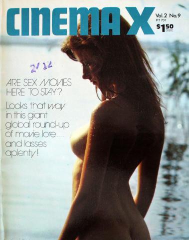Cinema X Vol. 2 No. 9