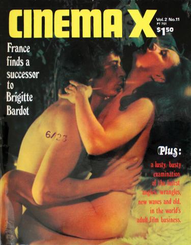 Cinema X Vol. 2 No. 11