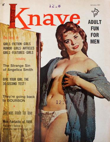 Knave Vol. 1 No. 1