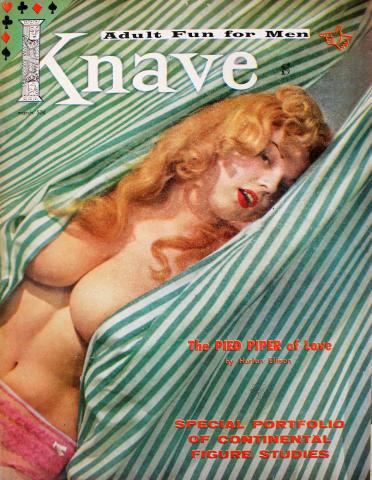 Knave Vol. 1 No. 2