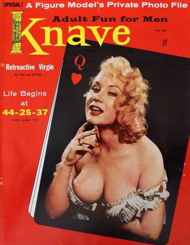 Knave Vol. 1 No. 4