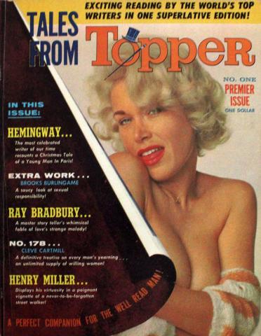 Topper Vol. 1 No. 1 Premier Issue