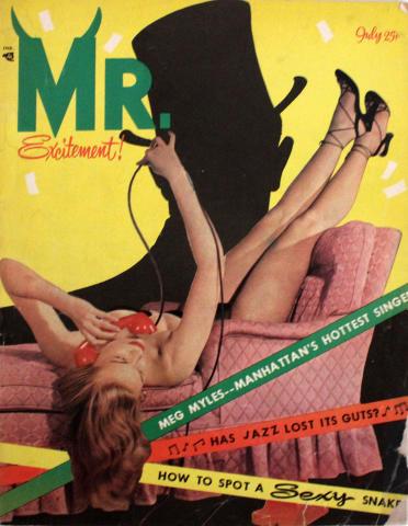 Mr. Vol. 1 No. 1