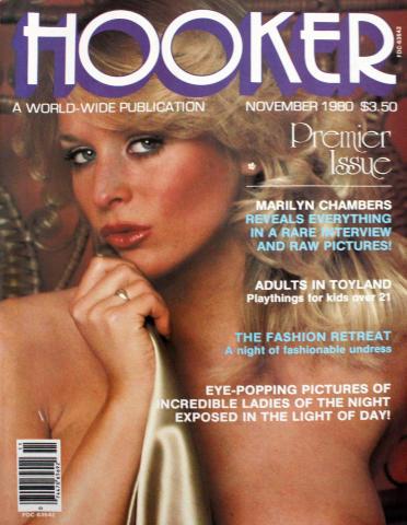 Hooker Vol. 1 No. 1