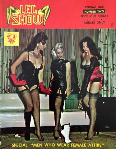 Leg Show Vol. 1 No. 2