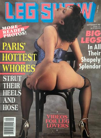 Leg Show Vol. 4 No. 8