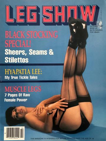 Leg Show Vol. 4 No. 9