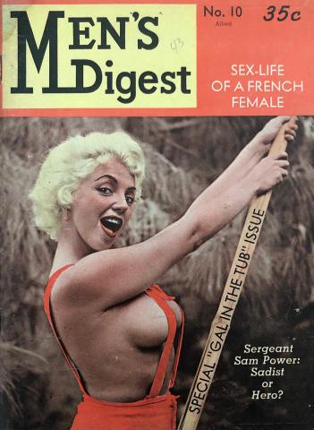 Men's Digest No. 10
