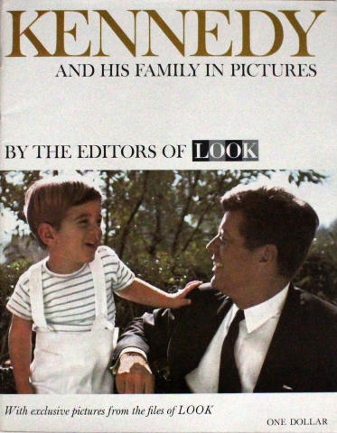 LOOK Kennedy and His Family in Pictures