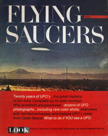 LOOK Special Edition - Flying Saucers