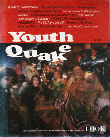 LOOK Special Edition - Youth Quake
