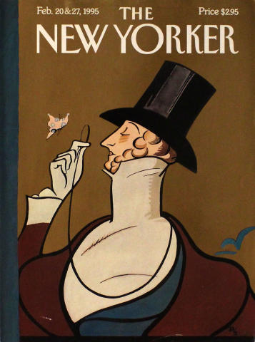 The New Yorker 70th Anniversary Issue
