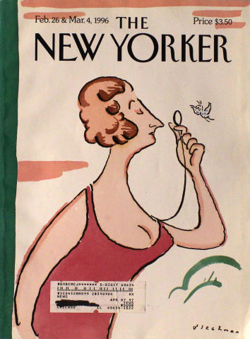 The New Yorker Women's Issue