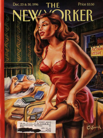 The New Yorker Special Fiction Issue