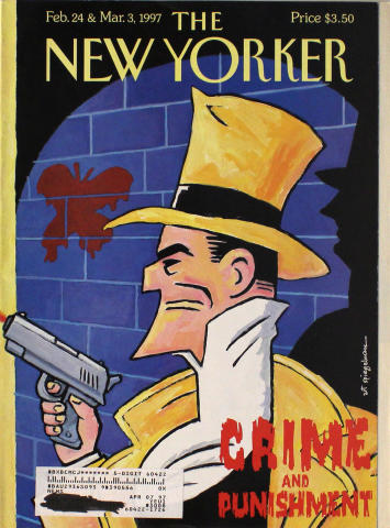The New Yorker Crime and Punishment Issue