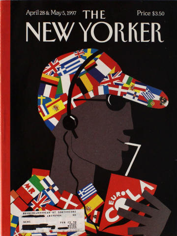 The New Yorker Europe Issue