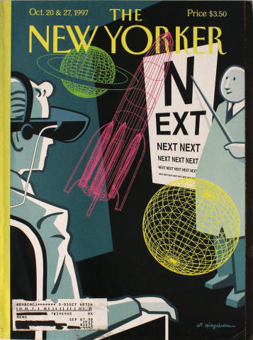 The New Yorker The Next Issue