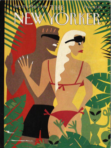 The New Yorker California Issue