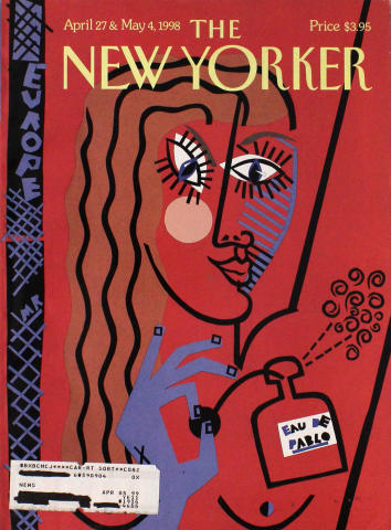 The New Yorker Special Europe Issue