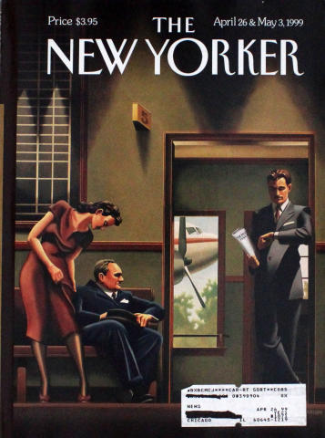 The New Yorker The Money Issue
