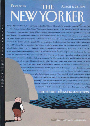 The New Yorker Fiction Issue