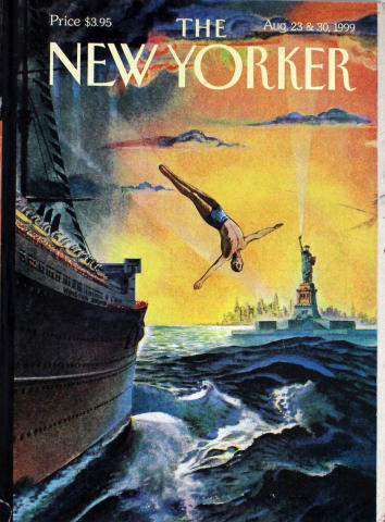 The New Yorker Adventure Issue