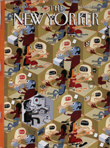 The New Yorker Digital Age