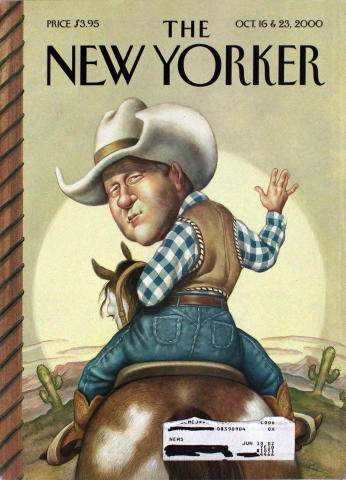 The New Yorker - Politics Issue