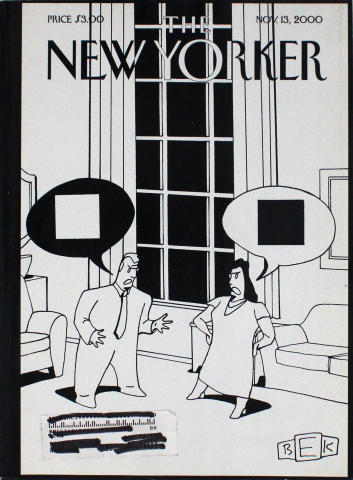 The New Yorker Cartoon Issue