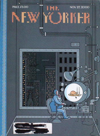 The New Yorker - The Digital Age