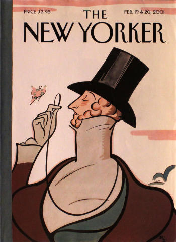 The New Yorker Anniversary Issue