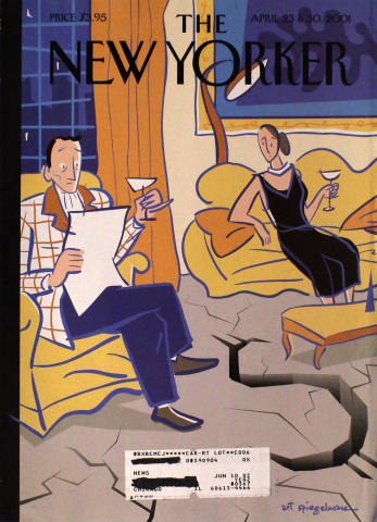 The New Yorker Money Issue
