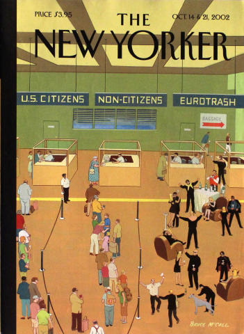 The New Yorker America in the World