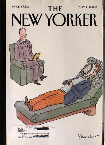 The New Yorker -The Cartoon Issue