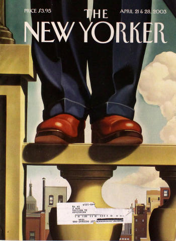 The New Yorker - The Money Issue
