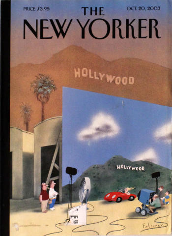 The New Yorker Making Movies