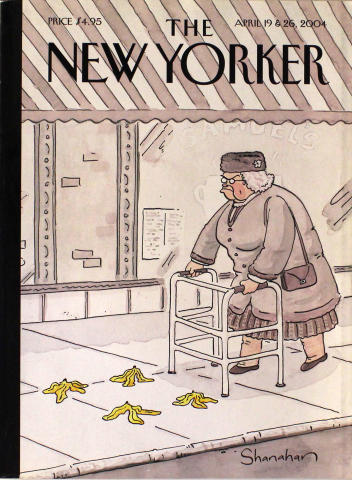 The New Yorker Spring Humor Issue