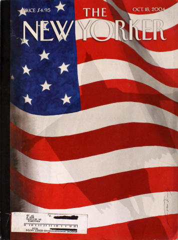 The New Yorker - The Politics Issue