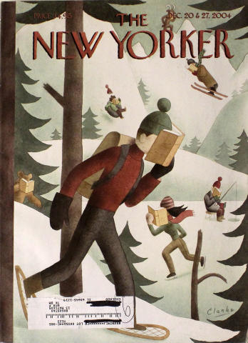 The New Yorker Winter Fiction Issue