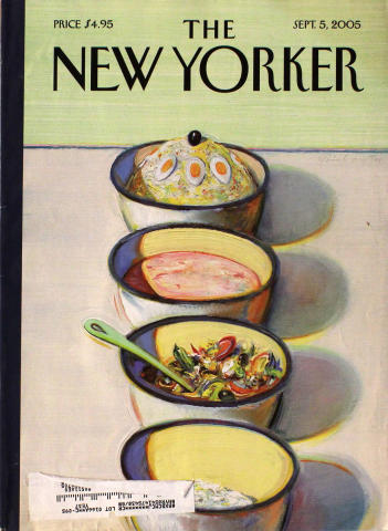 The New Yorker - The Food Issue
