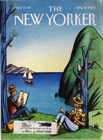 The New Yorker - Journeys