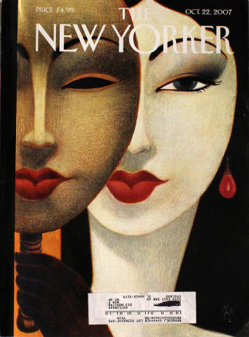 The New Yorker - The Arts Issue
