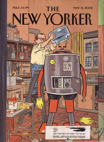 The New Yorker - The Innovation Issue