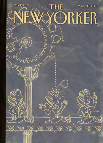 The New Yorker - The Innovators Issue