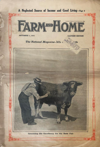 Farm and Home