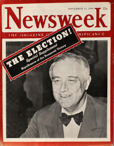 Newsweek Special Supplement
