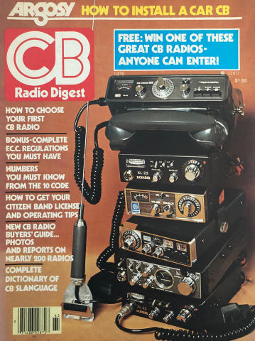 The Argosy CB Radio Digest